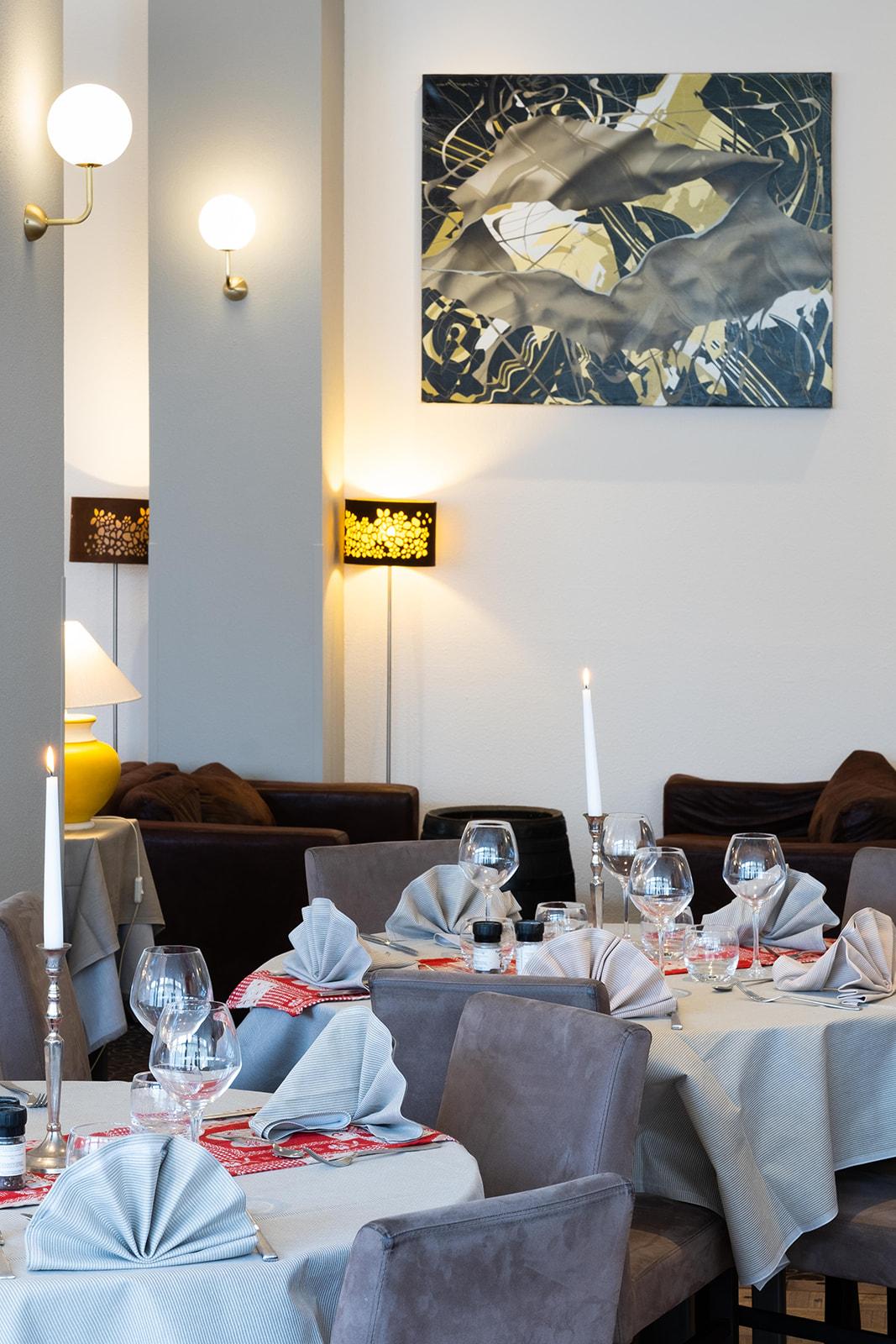 Restaurant hôtel de l'Ange